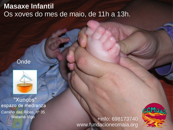 Masaxe Infantil
