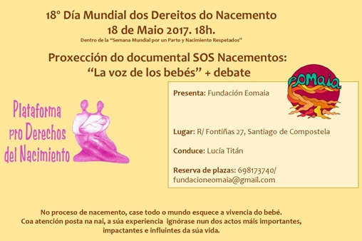 Documental SOS Nacementos