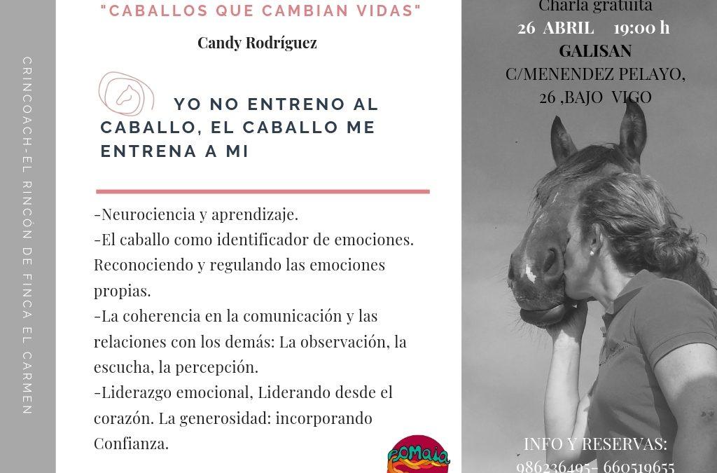 CHARLA | EL CABALLO ME ENTRENA A MI